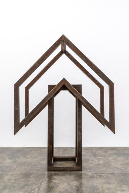 Raul Mourão, 'Seta [Arrow]', 2018, Galeria Nara Roesler
