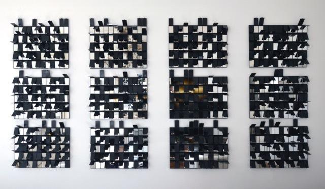 Joël Andrianomearisoa, 'Sentimental Negotiations Act XII', 2012, Sabrina Amrani