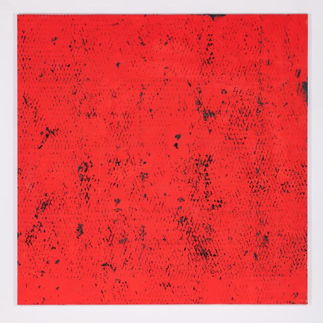 , 'Expanded Metal Painting 10,' 2017, Galerie Nikolaus Ruzicska