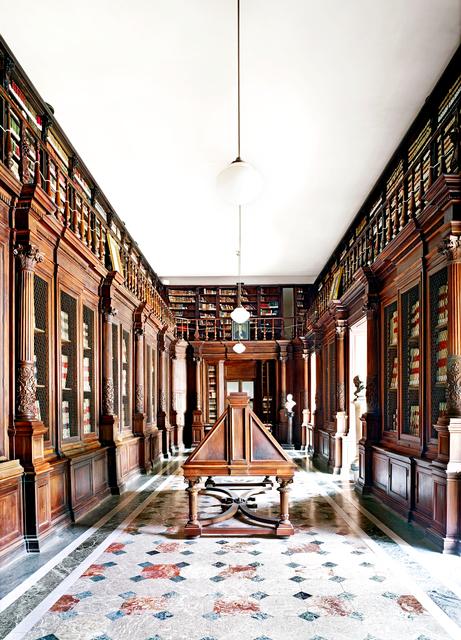 , 'Biblioteca Nazionale Napoli II ,' 2009, Matthew Liu Fine Arts