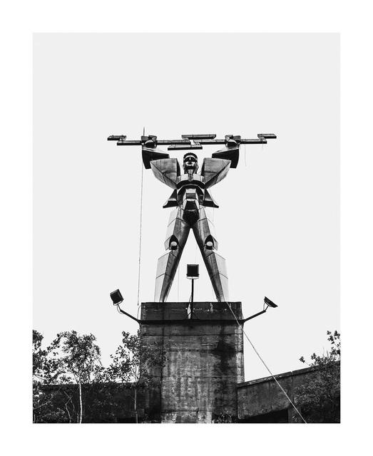 , 'I (Human series),' 2014, Faur Zsofi Gallery