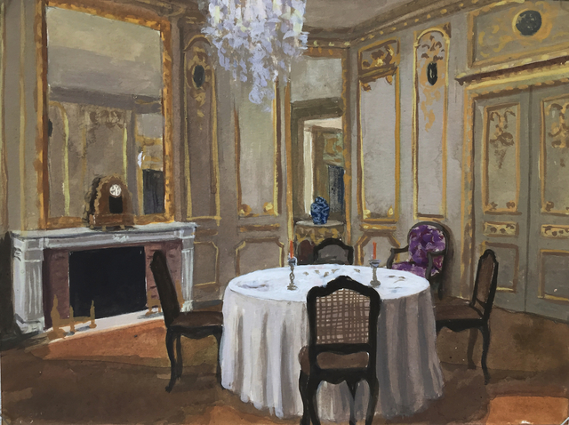 , 'Salon VII,' 2019, Gibbons & Nicholas