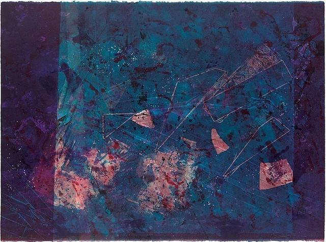 Sam Gilliam, 'St Louis V', 1980, John Wolf Art Advisory & Brokerage