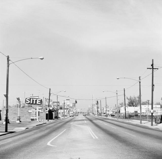 , 'Alameda Avenue, Denver, Colorado,' 1971, Fraenkel Gallery