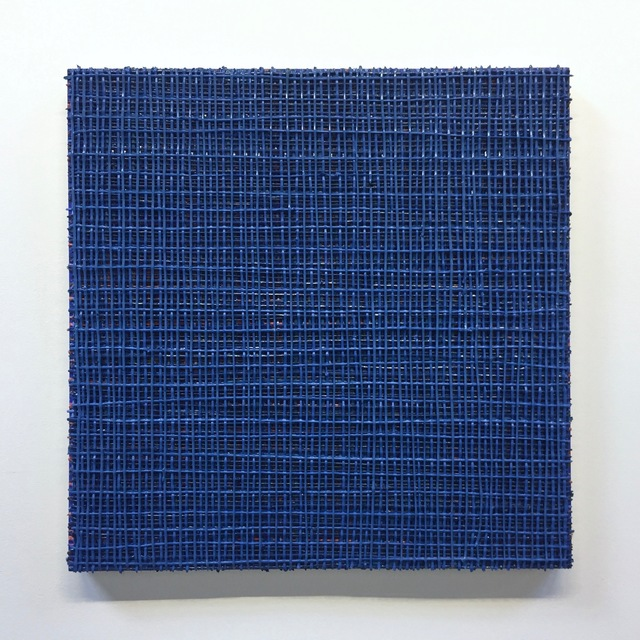 , 'Evening Tide Grid,' 2017, Bau-Xi Gallery