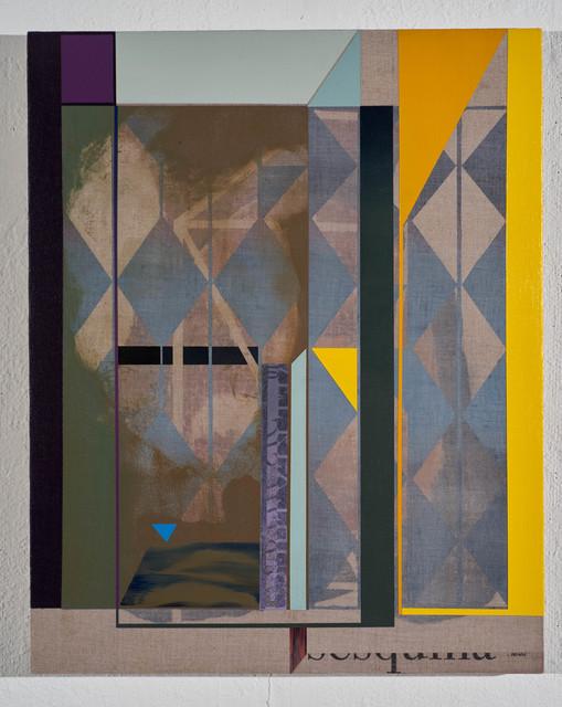 , 'Hooved Ghost,' 2018, Morgan Lehman Gallery