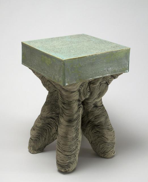 , 'Table,' 2017, David Richard Gallery