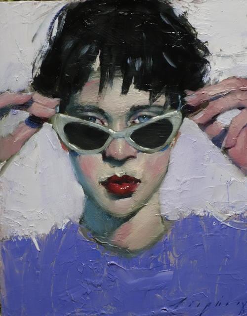 , 'New Glasses,' 2018, Pontone Gallery