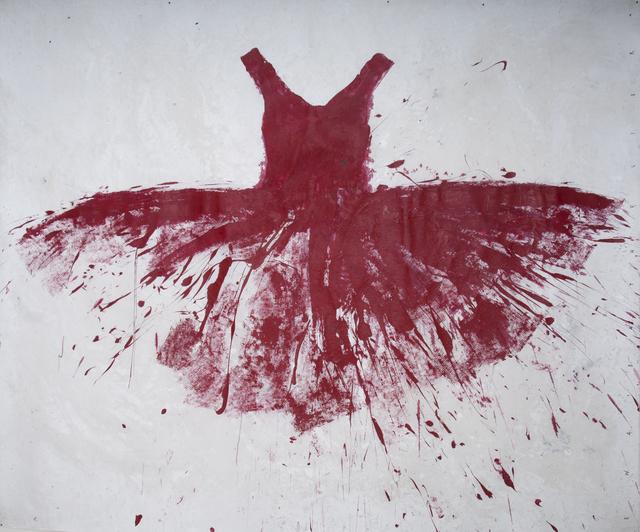 , 'Tutu Red,' , Galleria Ca' d'Oro