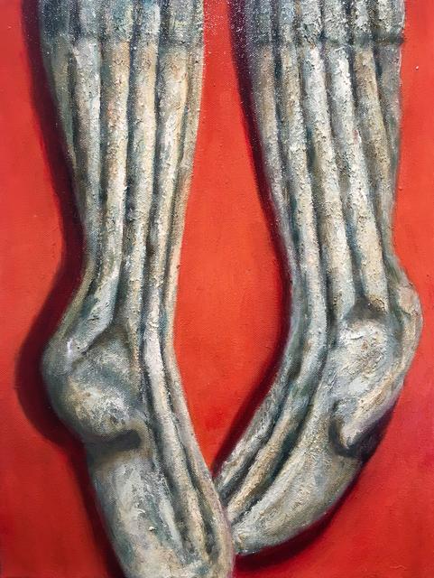 , 'Knee Socks,' 2015, Gallery NAGA