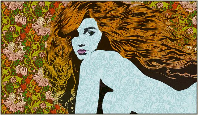 , 'Olympia,' 2014, Spoke Art