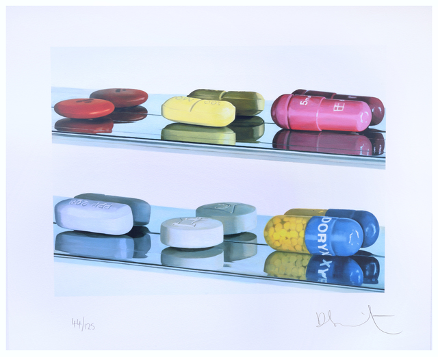 , 'Elusive Truth – Six Pills – Small,' 2012, Cassia Bomeny Galeria