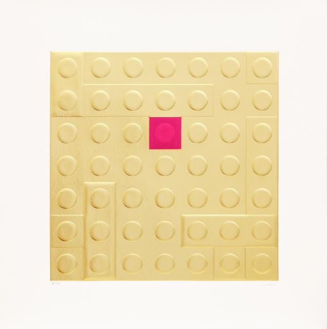, 'L'Ego Mondrian,' 2016, ABC-ARTE