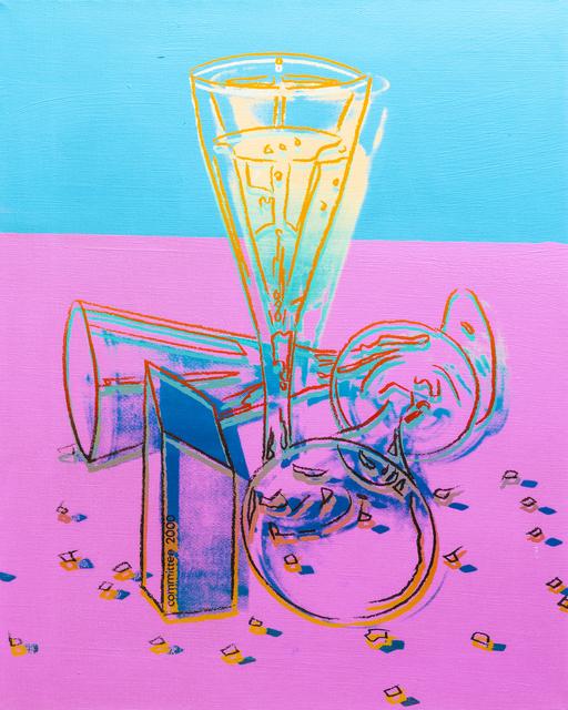Andy Warhol, 'Senza titolo (Committee 2000)', 1982, Martini Studio d'Arte