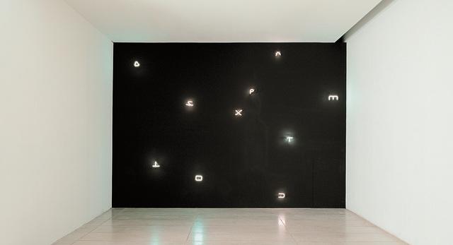Joseph Kosuth, 'Sigla, Finnegans Wake, from Wall Works', 1998, Phillips