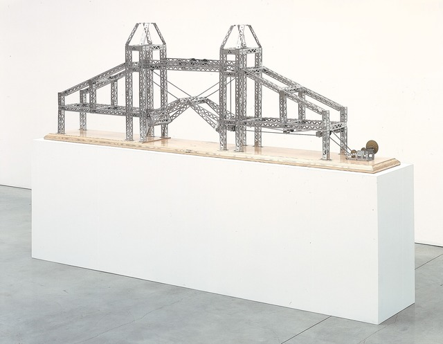 Chris Burden, 'Tower of London Bridge', 2003, Gagosian