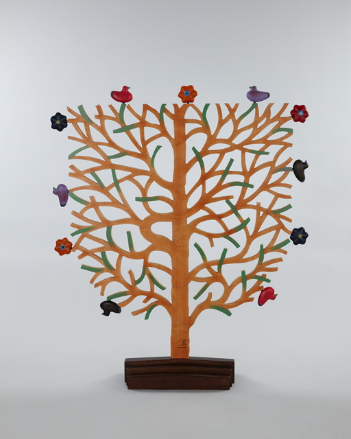, 'Bird anf Tree-Retro S1306,' 2013, Artfactory