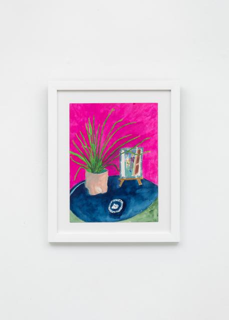 , 'Still Life, Small Table,' 2019, Richard Taittinger Gallery