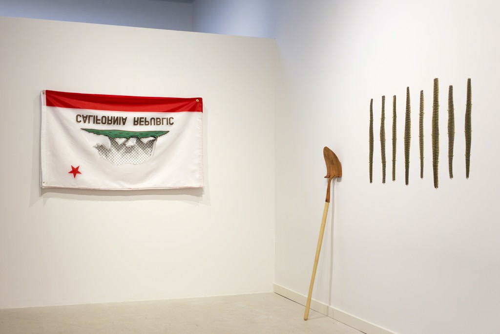 "Marshall Elliott: ""Displaced Resident (Transparency)"" and ""United, Or Die"""