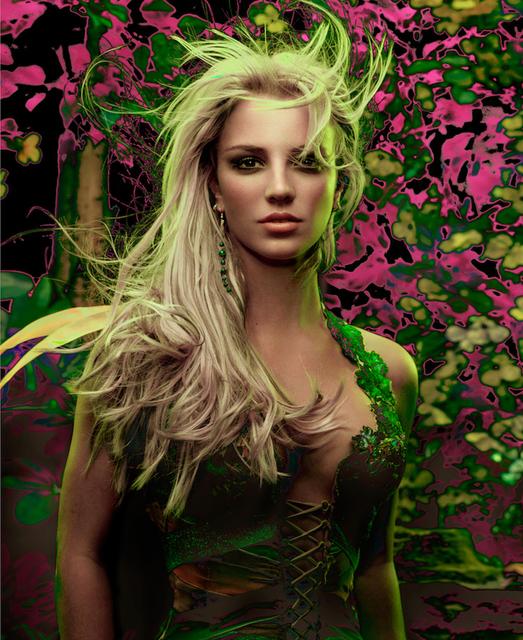 , 'Britney Spears Garden,' , Mouche Gallery