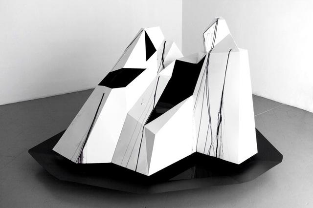 Vittorio Corsini, 'Geografia', 2014, Galleria Alessandro Bagnai
