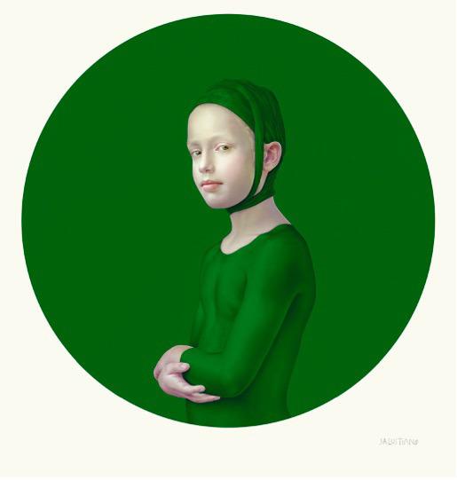 Salustiano, 'Roses.June.Stillness.Green', 2018, Lucia Mendoza