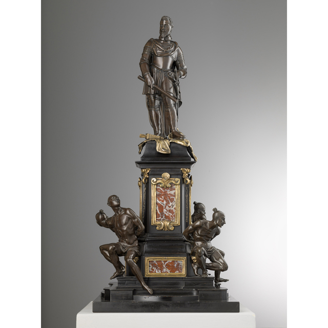 , 'Monument to Ferdinando I, Grand Duke of Tuscany,' 1638-1646, Carlo Orsi - Trinity Fine Art