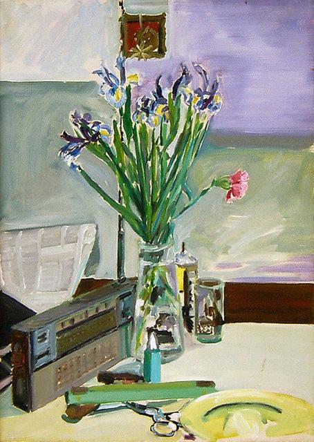 , 'Blumen, Radio (Iris),' 1970, Beck & Eggeling