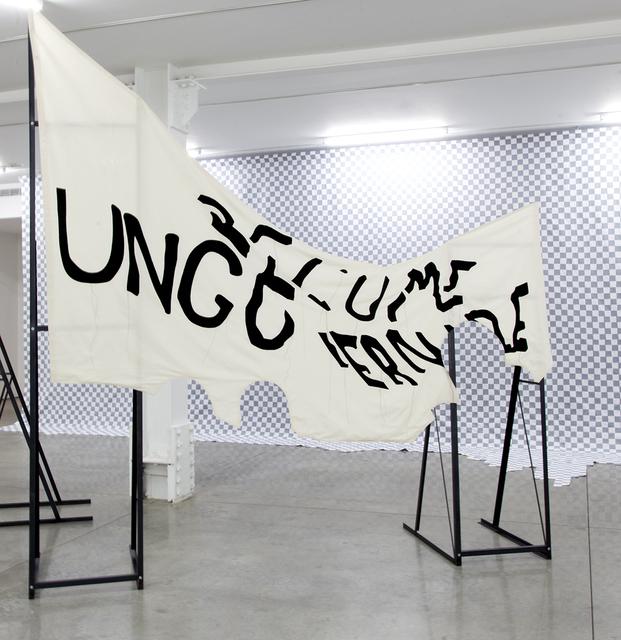 Stephanie Syjuco, 'Ungovernable (Hoist)', 2017, RYAN LEE
