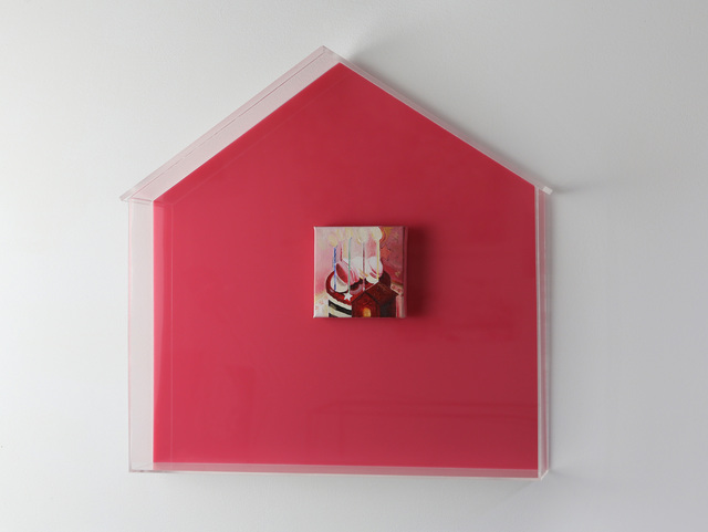 , 'Pink House,' 2018, HATHAWAY | Contemporary Gallery