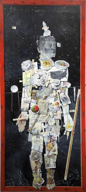 , 'Illustrated Man,' 1999, Stux Gallery