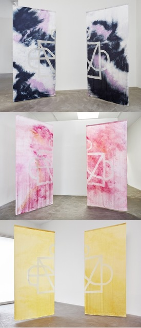 , 'Flesh of Our Flesh (Curtains),' 2014, PRAZ-DELAVALLADE