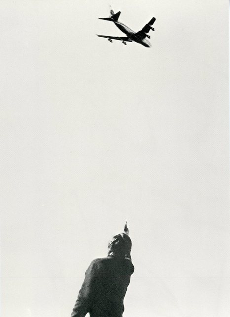 , 'Chris Burden, 747, Card,' 1973, James Fuentes