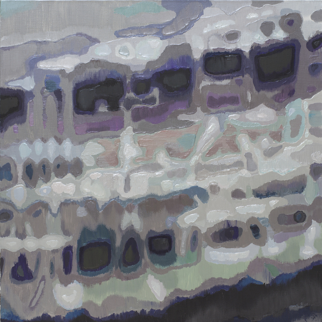 , 'Brushwork 2016-1,' 2016, Leo Gallery