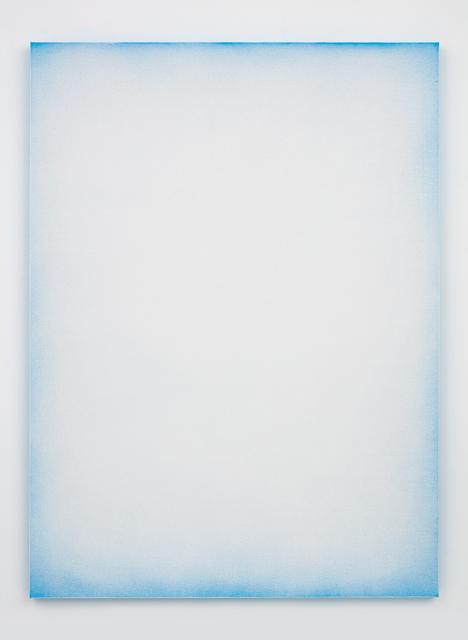 Thomas Wachholz, 'CYAN 100/0/0/0', 2015, NINO MIER GALLERY