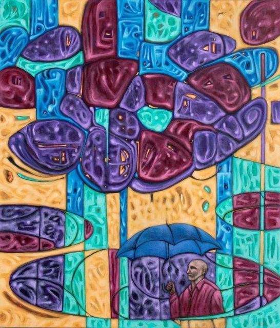 , 'Chubasco,' 2018, Biaggi & Faure Fine Art