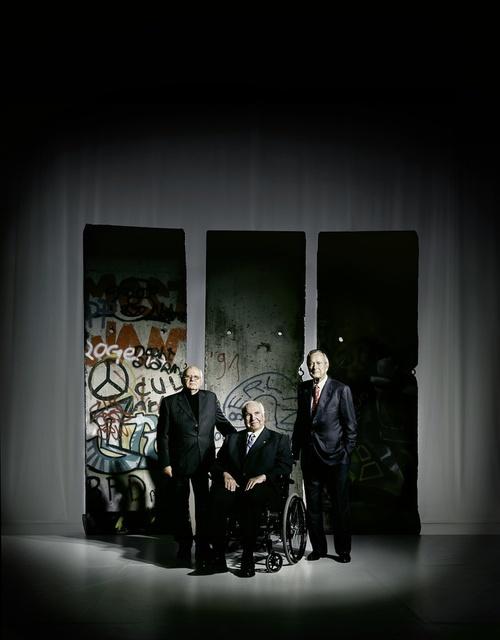 , 'Mühe für Diekmann,' 2009, G2 Kunsthalle
