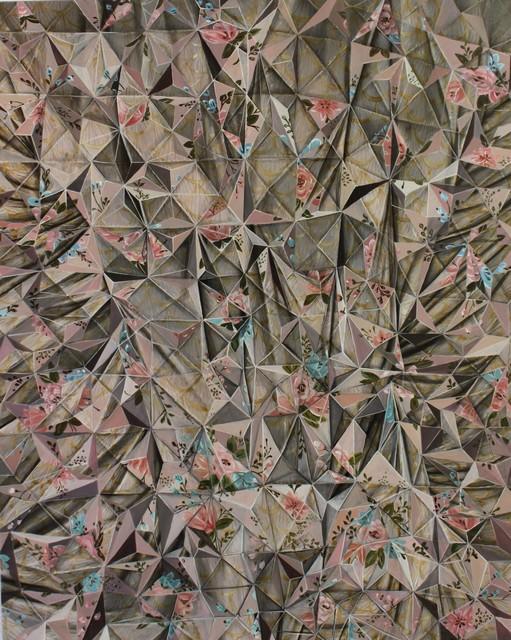 , 'Fullfold 2016/III,' 2016, Galerie Thomas Fuchs