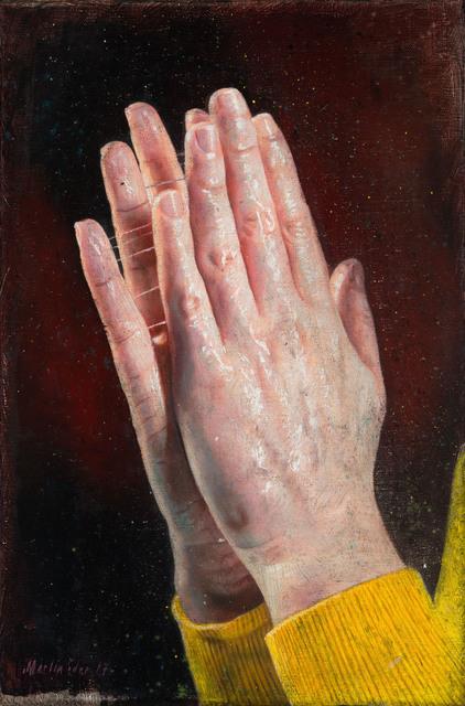 , 'Materialization,' 2017, Galerie EIGEN + ART