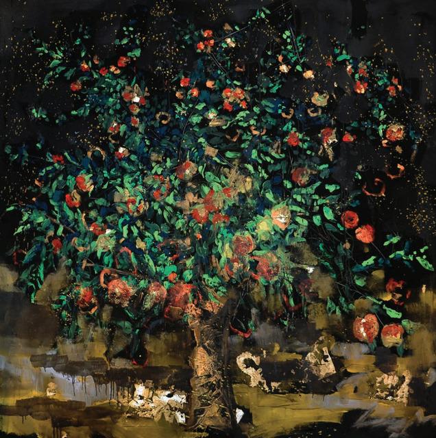 , 'Albero Della Conoscenza Del Bene E Del Male (Tree Of Knowledge Of Good And Evil),' 2017, Maddox Gallery