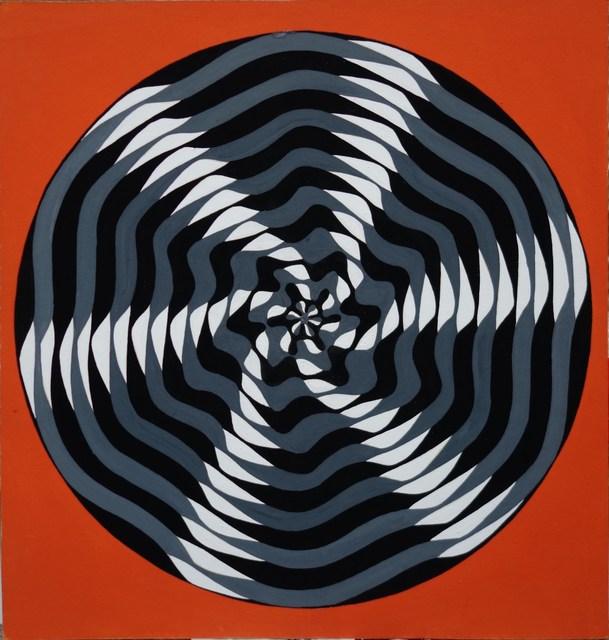 , 'Sin título,' 1962, Rafael Ortiz