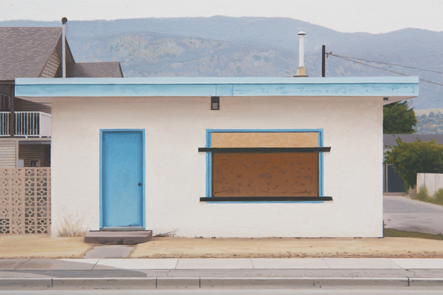 , 'Flat Roof,' 2019, Louis K. Meisel Gallery