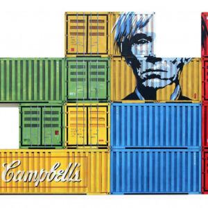 Lalo Cruces, 'Tetris Warhol', 2016, Kreislerart