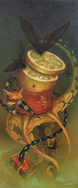 Greg 'Craola' Simkins, 'The Foolish King's Sceptor ', 2014, KP Projects