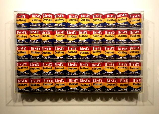 , 'Totally Mustard,' 2016, Lawrence Alkin Gallery