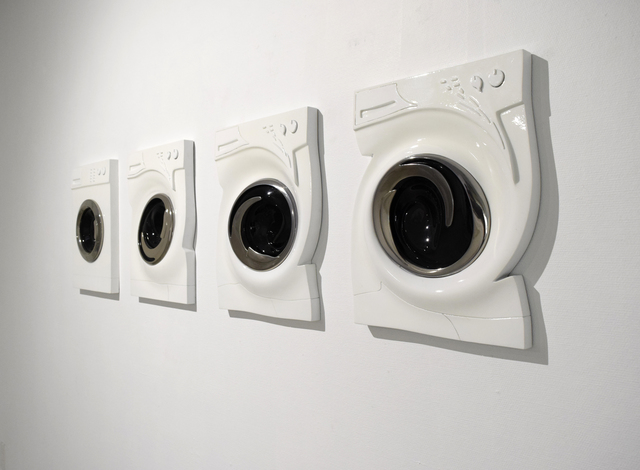 , 'Washing Machines - The Fate of Function,' 2018, Art Front Gallery