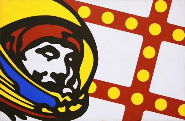 , 'Astronauta Grande,' 1969, Arte Fundamental