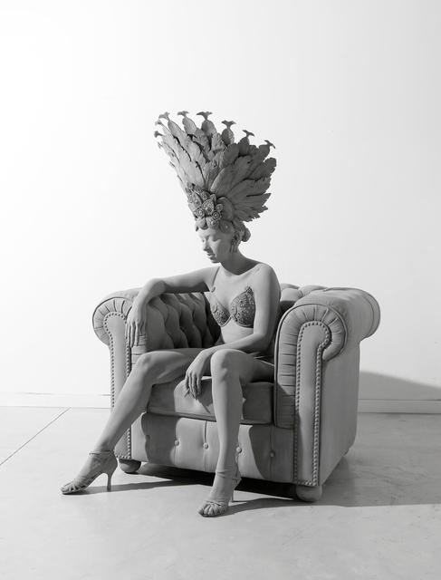 , 'Dancer,' 2019, Galerie Krinzinger