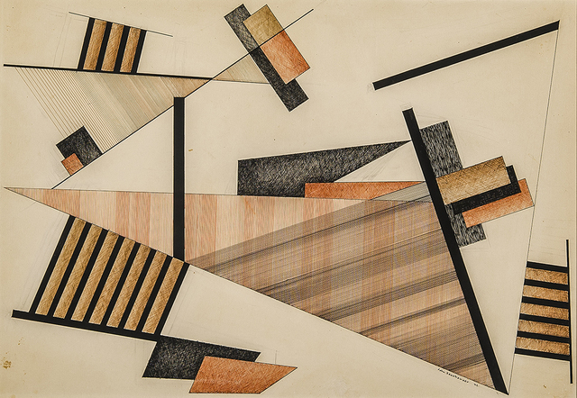 , 'Invention No. 6,' 1942, Hirschl & Adler Galleries