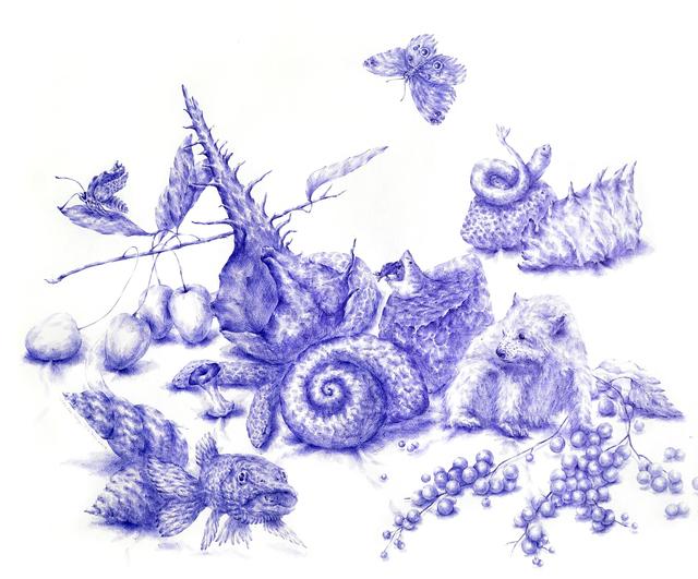 , 'Still Life with Shells #3,' 2014, Gallery NAGA